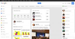 Google+_homepage