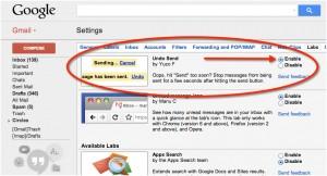 gmail-unsend setting