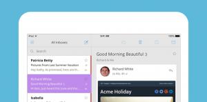 CloudMagic Screenshot