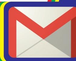 Gmail logo color