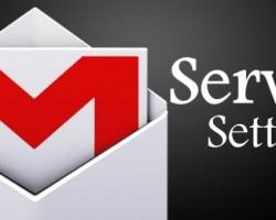 Gmail Server Setting