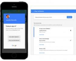 Google New Prompt