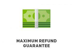 maximum refund