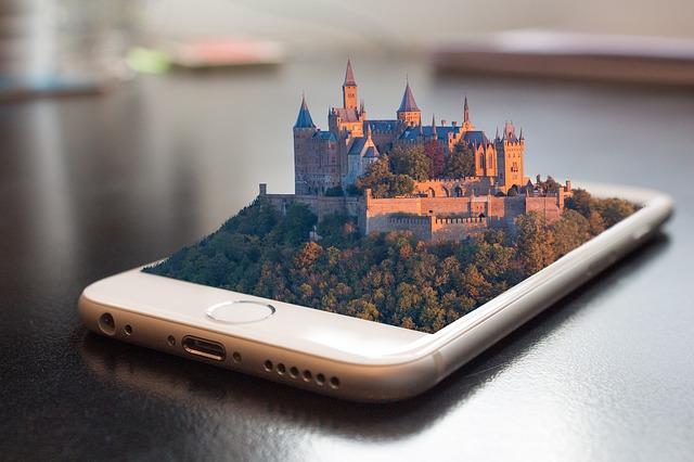 iphone display