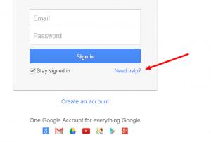 Google Account Help