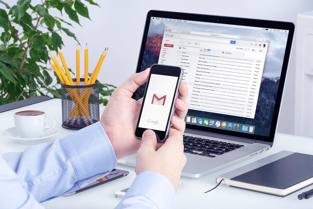 close gmail account