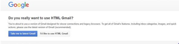 Gmail desktop version